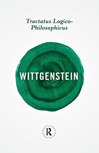 9780415854757: Tractatus Logico-Philosophicus (Routledge Great Minds) (Volume 9)