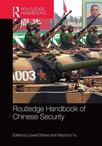 Routledge Handbook of Chinese Security: Routledge
