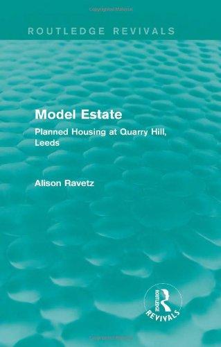 Model Estate (Routledge Revivals): Planned Housing at: Alison Ravetz