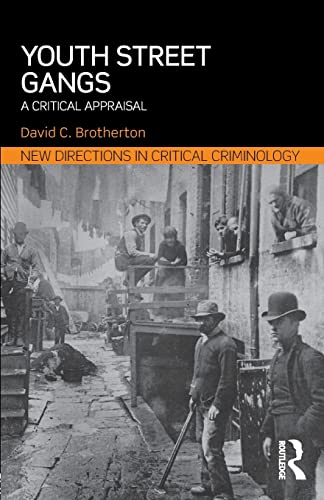 9780415856294: Youth Street Gangs: A critical appraisal (New Directions in Critical Criminology)