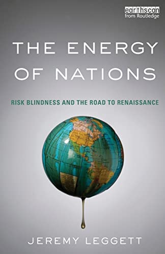 9780415857826: The Energy of Nations: Risk Blindness and the Road to Renaissance