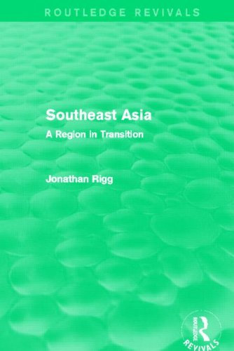 9780415858281: Southeast Asia (Routledge Revivals): A Region in Transition