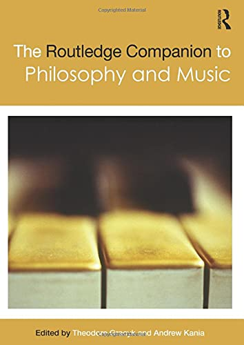 9780415858397: The Routledge Companion to Philosophy and Music (Routledge Philosophy Companions)