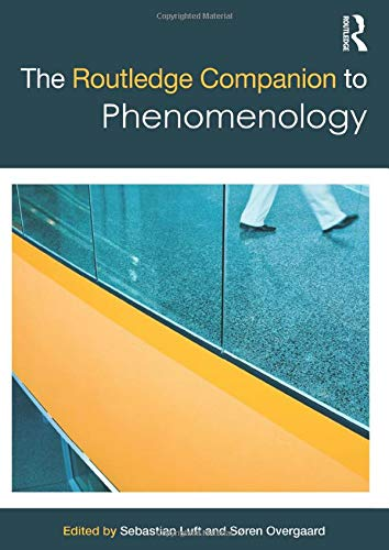 9780415858410: The Routledge Companion to Phenomenology (Routledge Philosophy Companions)