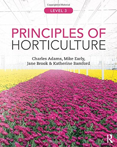 9780415859097: Principles of Horticulture: Level 3