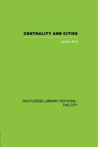 9780415860437: Centrality and Cities
