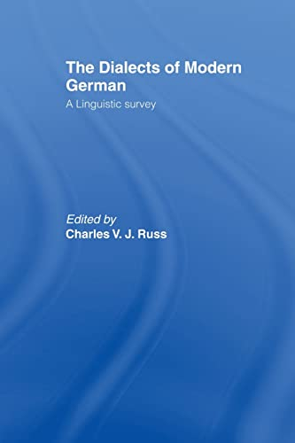9780415861809: The Dialects of Modern German: A Linguistic Survey