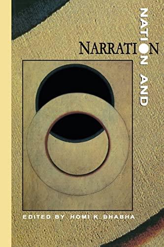 9780415861885: Nation & Narration