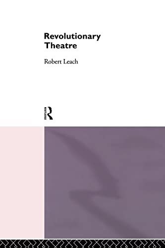 9780415861984: Revolutionary Theatre
