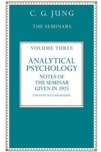 9780415862059: Analytical Psychology: Notes of the Seminar given in 1925 by C.G. Jung