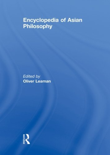 9780415862530: Encyclopedia of Asian Philosophy