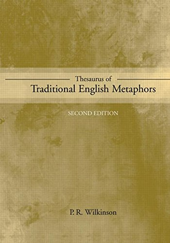 9780415863018: Thesaurus of Traditional English Metaphors