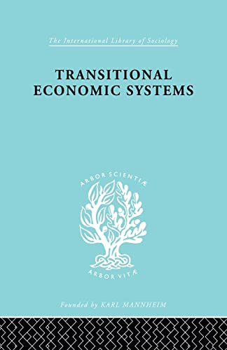 9780415863216: Transitional Economic Systems: The Polish Czech Example (International Library of Sociology)