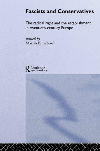 9780415865555: Fascists & Conservatives Europ