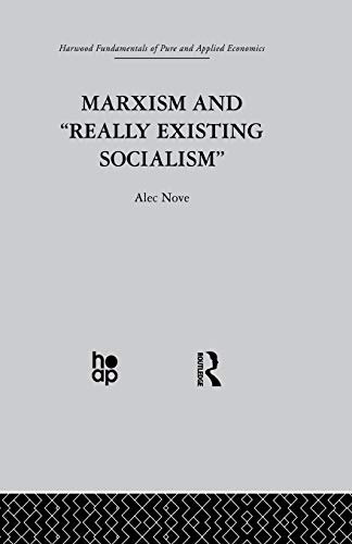 9780415866149: Marxism and 'Really Existing Socialism'