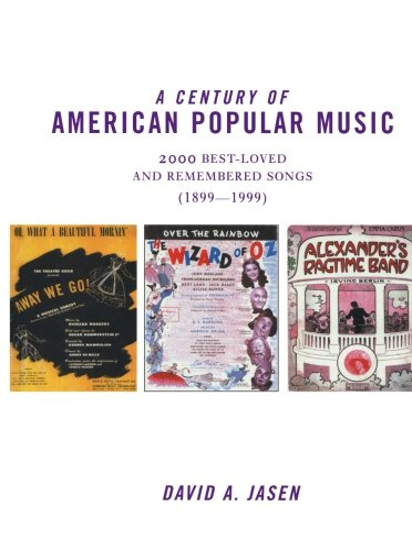 9780415866804: A Century of American Popular Music