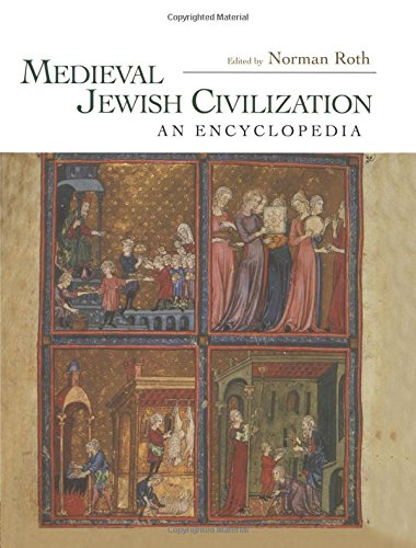 9780415866811: Medieval Jewish Civilization: An Encyclopedia (Routledge Encyclopedias of the Middle Ages)