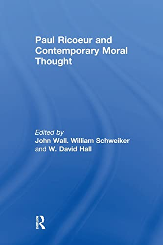 9780415866866: Paul Ricoeur and Contemporary Moral Thought