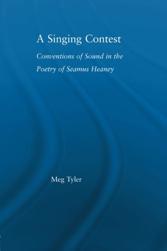 9780415867221: A Singing Contest: Conventions of Sound in the Poetry of Seamus Heaney