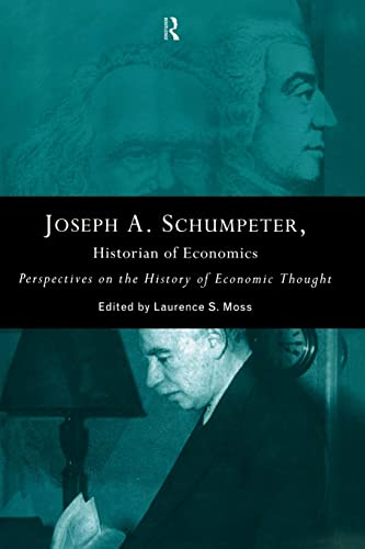 9780415867320: Joseph A. Schumpeter: Historian of Economics: Perspectives on the History of Economic Thought