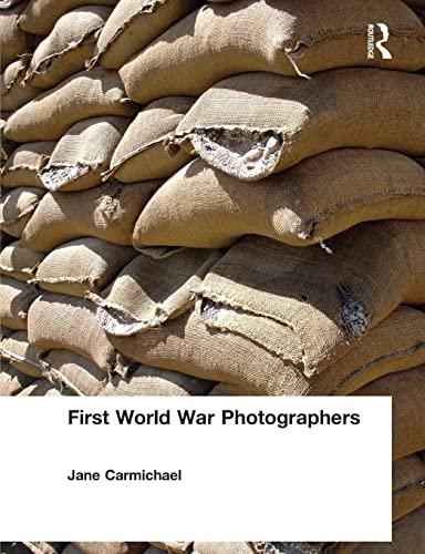 9780415867511: First World War Photographers