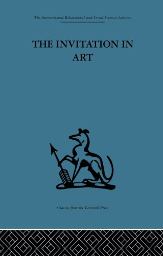 The Invitation in Art (International Behavioural and