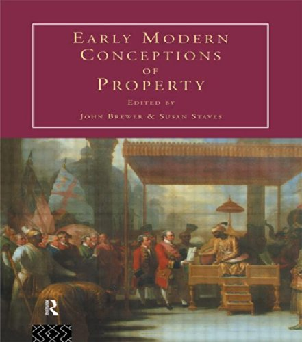 9780415869669: Early Modern Conceptions of Property