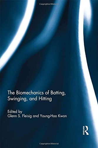 9780415870221: The Biomechanics of Batting, Swinging, and Hitting