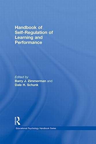9780415871112: Handbook of Self-Regulation of Learning and Performance (Educational Psychology Handbook)