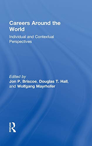 9780415871419: Careers around the World: Individual and Contextual Perspectives