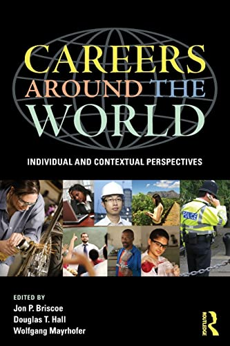 9780415871426: Careers around the World: Individual and Contextual Perspectives