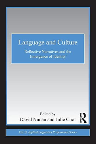 9780415871662: Language and Culture: Reflective Narratives and the Emergence of Identity (ESL & Applied Linguistics Professional Series)