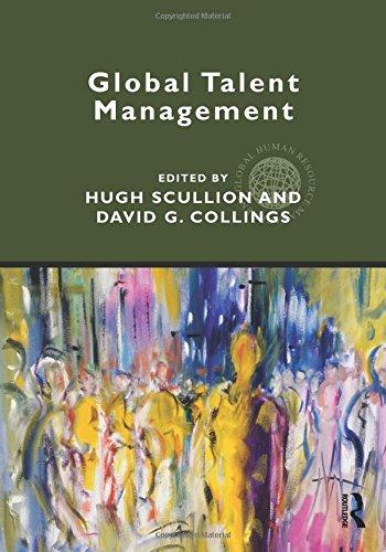 9780415871716: Global Talent Management (Global HRM)