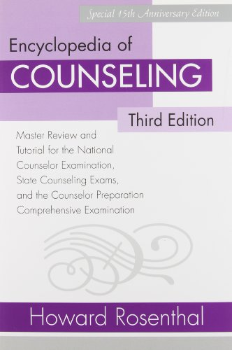 9780415872393: Encyclopedia of Counseling Package: Complete Review Package for the National Counselor Examination, State Counseling Exams, and Counselor Preparation Comprehensive Examination (CPCE)