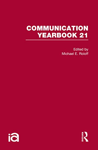 9780415873154: Communication Yearbook 21