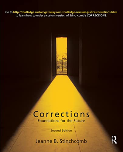9780415873338: Corrections: Foundations for the Future