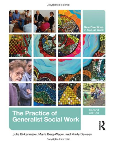 9780415873369: The Practice of Generalist Social Work (New Directions in Social Work)