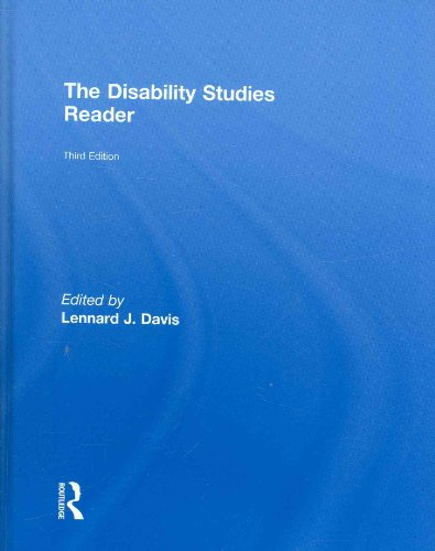 9780415873741: The Disability Studies Reader