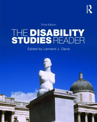 9780415873765: The Disability Studies Reader