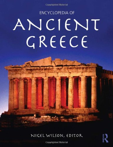 9780415873963: Encyclopedia of Ancient Greece (Encyclopedias of the Middle Ages)