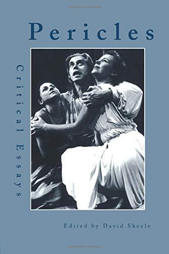 9780415874335: Pericles: Critical Essays (Shakespeare Criticism)