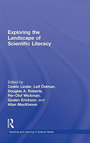 9780415874359: Exploring the Landscape of Scientific Literacy (Teaching and Learning in Science Series)