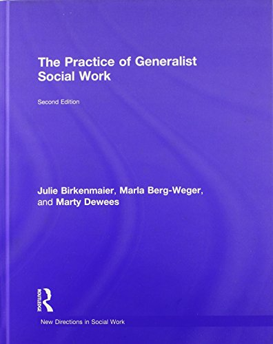 9780415874571: The Practice of Generalist Social Work (New Directions in Social Work)