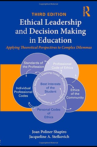 9780415874595: Ethical Leadership and Decision Making in Education: Applying Theoretical Perspectives to Complex Dilemmas, Third Edition