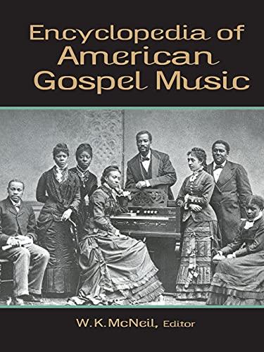 9780415875691: Encyclopedia of American Gospel Music