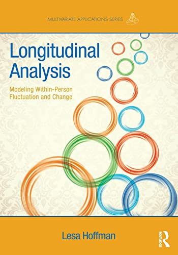 9780415876025: Longitudinal Analysis: Modeling Within-Person Fluctuation and Change (Multivariate Applications Series)