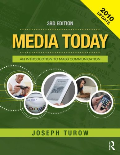 9780415876063: Media Today: An Introduction to Mass Communication, 3rd Updated Edition (Volume 2)