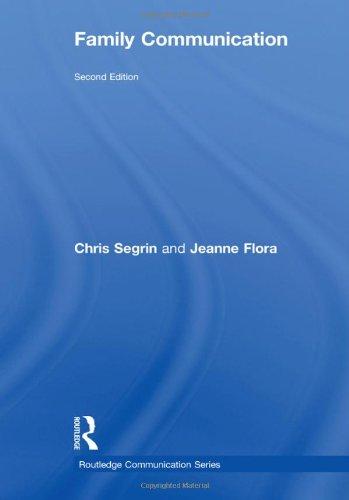 9780415876339: Family Communication (Routledge Communication Series)