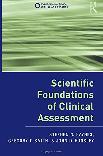 9780415876506: Scientific Foundations of Clinical Assessment (Foundations of Clinical Science and Practice)