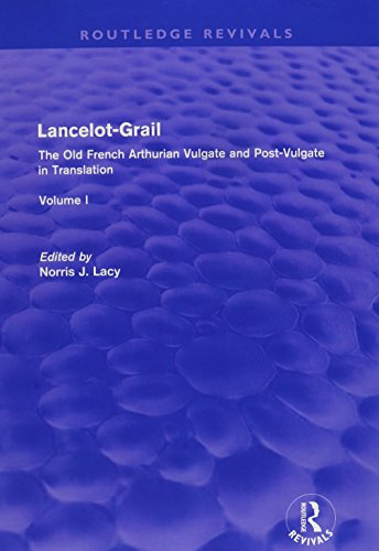 9780415877275: Lancelot-Grail: 5 Volumes (Routledge Revivals): The Old French Vulgate & Post-Vulgate Cycles in Translation (Routledge Revivals: Lancelot-Grail)